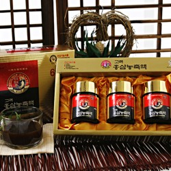 Korean Red Ginseng Concentrate Extract