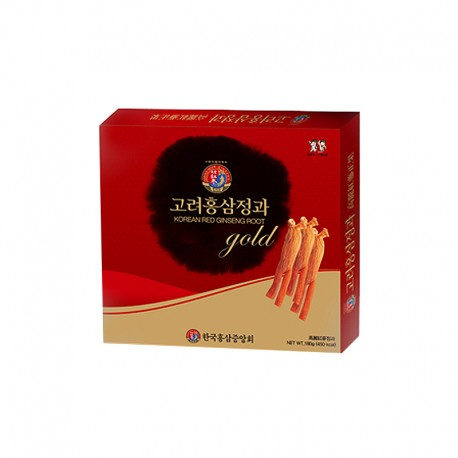 Korean Red Ginseng Root Gold