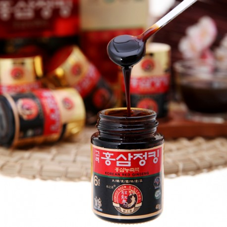 KOREAN RED GINSENG EXTRACT KING 40g x 4 bottles
