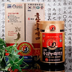 HEAVEN GRADE KOREAN RED GINSENG