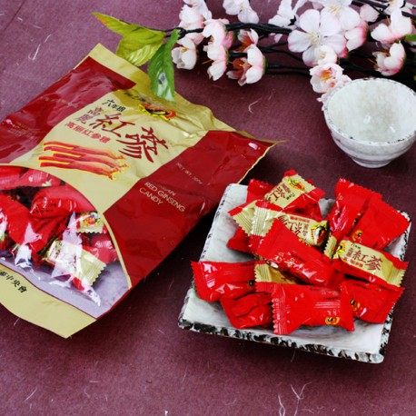Korean Red Ginseng Candy